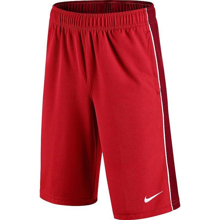 Boys 8-20 Nike Dri-FIT Acceler8 Training Shorts, Boy's, Size:
