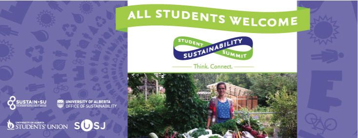 Student Sustainability Summit - All students welcome