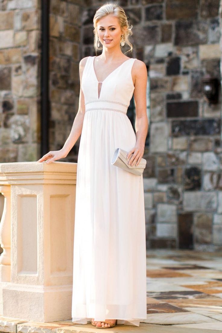 78  ideas about Cream Maxi Dresses on Pinterest - Caftans- Kaftan ...