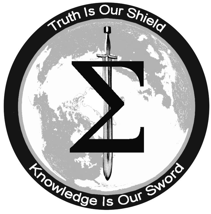 I love James Rollins' Sigma Force books!   SIGMA FORCE: Truth Is Our Shield - Knowledge Is Our Sword