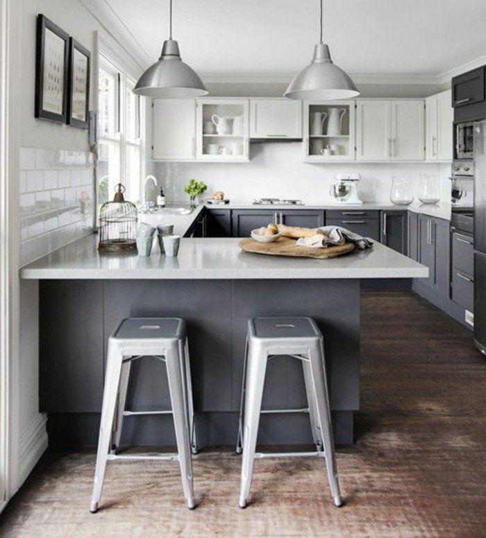 136 best Deco images on Pinterest Living room, Living room modern - rampe d eclairage pour cuisine