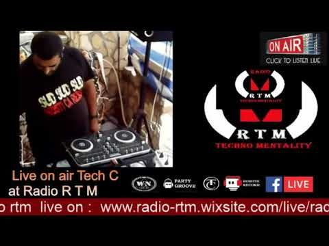 tech c live at the villa by radio rtm