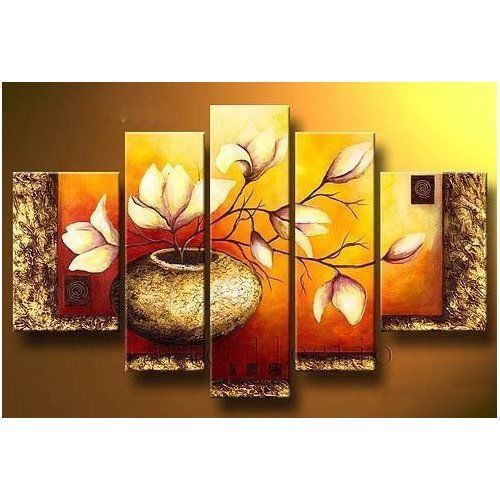 Home Decorations Canvas Painting Art Decor Office Decoration Hand Painted NEW #HomeDecor