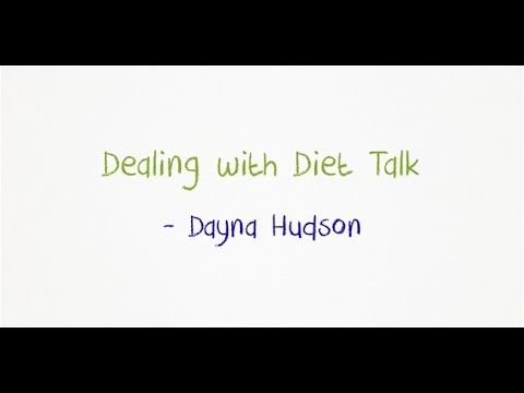 Video: Tips for Dealing with Diet Talk - Libero Network #recovery #eatingdisorders #cleaneating #fitspiration #stopfitspiration #edrecovery #fitgirls #fitspo