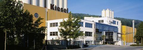 The Kiesel factory in Germany