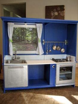 If you need a used entertainment center for this project, just call!