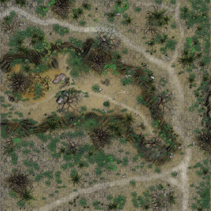 72 Best Images About Forest Battlemaps On Pinterest