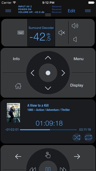 Simple Control - formerly Roomie Remote roomie Remote, Inc 제작 리모컨 어플 그런데 왜이렇게 비싸지?