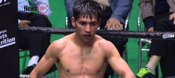 WORLD BOXING COUNCIL SILVER FLYWEIGHT TITLE WINS BY MUHAMMAD WASEEM