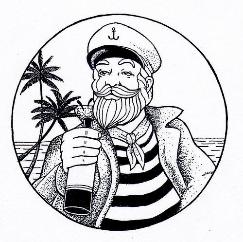 Drunk Capt'n