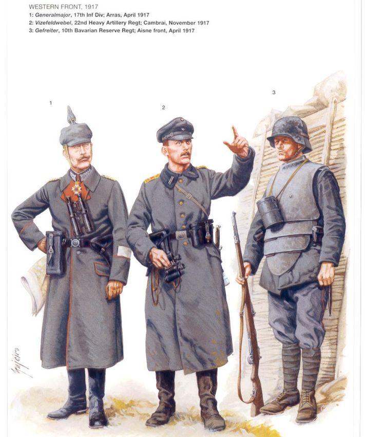 I wojna światowa, mundur armii pruskiej - strona 3 | opinie forum dobroni.pl