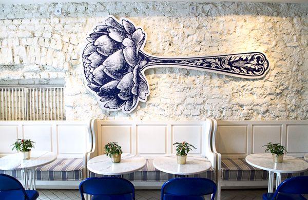 Naif Restaurant Branding by Lunapark Retail Design