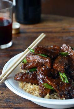 Mongolian Beef recipe | Easy Repin Recipes, Easy Slim Mowasece