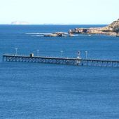Elliston Jetty & Bay  SA