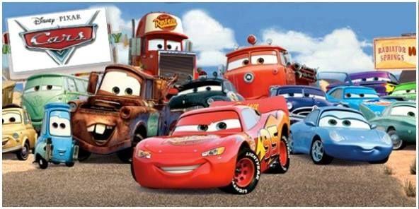"""Cars""  Saturday August 23rd in Veterans Park at Dusk! #Movie #Disney #Cars"