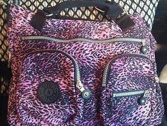 Kipling Tasche Pink/Leo