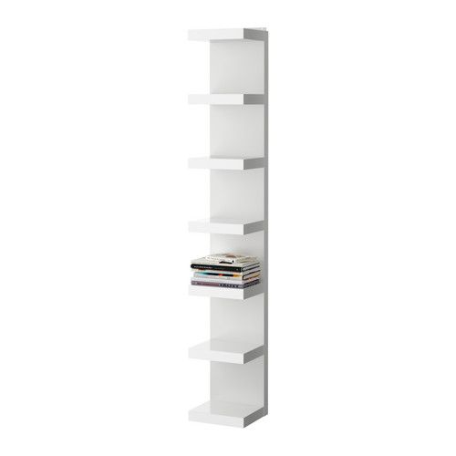 LACK Wall Shelf Unit IKEA Narrow Shelves Help You Use Small Wall Spaces  Effectively By Accommodating