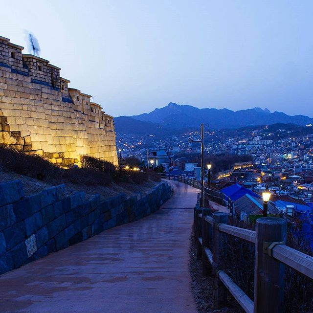 Seoul Fortress Trail, the Naksan Section. The Naksan section of the Seoul…