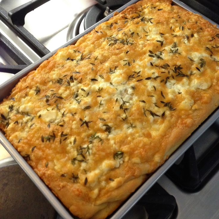 Grieks kaas brood - Tiropsomo