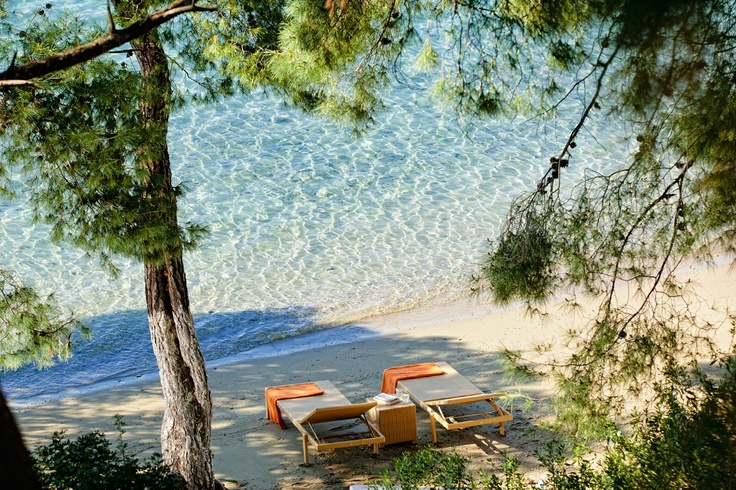 The private Image Beach