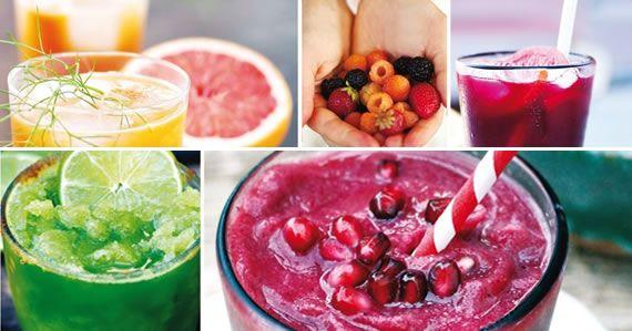 La Frutta che Paradiso: Libro ricette succhi di frutta