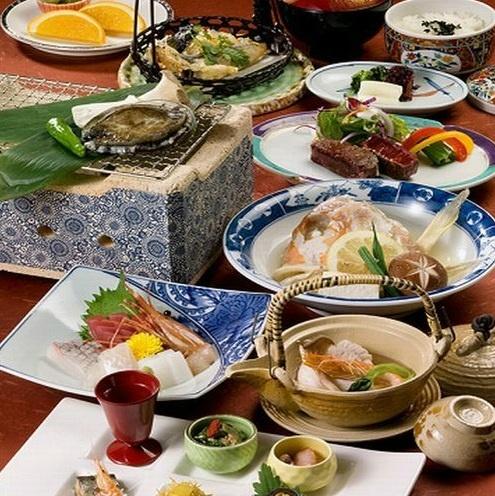 秋の和食料理イメージ