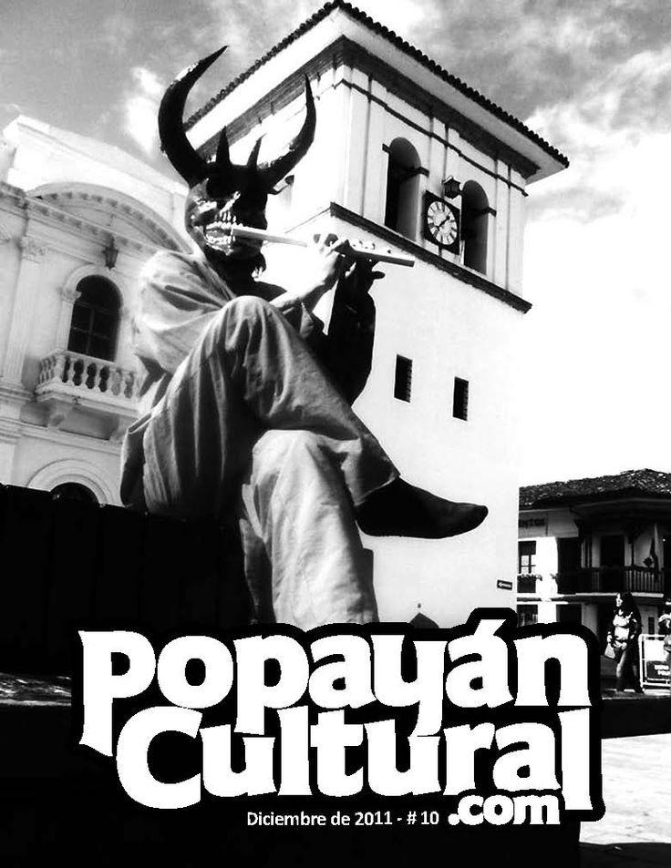 Popayán Cultural Diciembre 2011