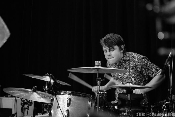 Graham Sierota Drummer for Exhosmith