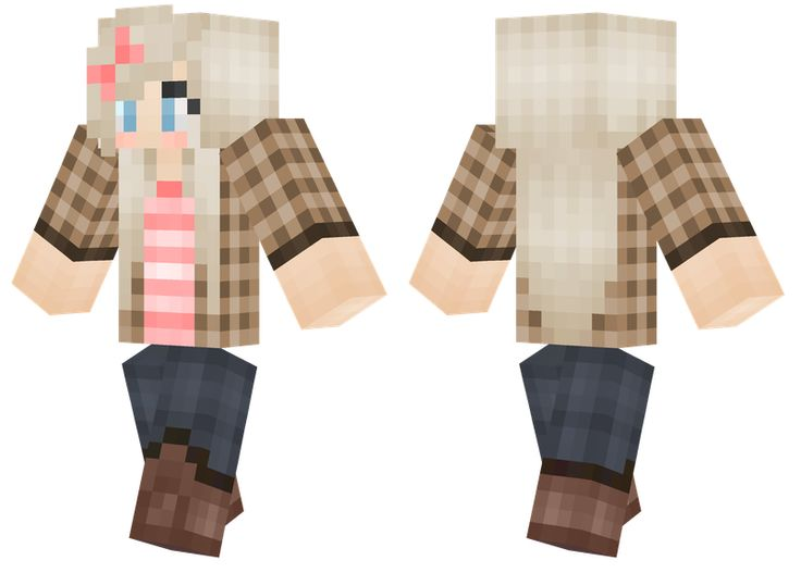 108 best minecraft skins images on pinterest minecraft skins country girl skin for minecraft pe mcpe box world of minecraft pocket edition sciox Images