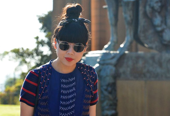 Tommy Ton Captures All the Off-Catwalk Action at Sydney Fashion Week; Style.com........#swagg