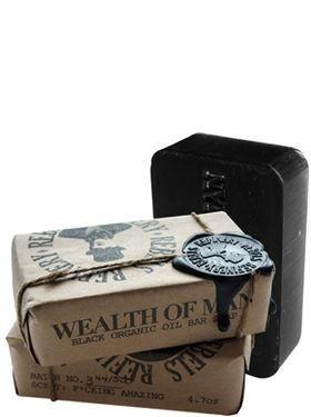 Wealth of Man Organic Oil Bar Soap