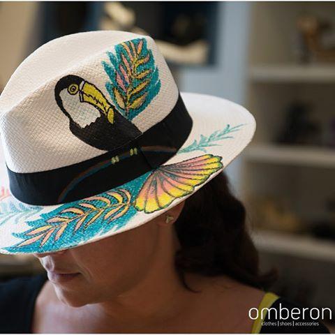 #handmade #Summer #hats • #Instore #Omberon