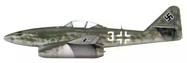 ME 262 Adolf Galland - pin by Paolo Marzioli