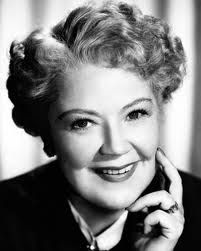 """Spring Byington  1886-1971. Actress: """"You Can't take it with You"""" (1938) Oscar nominee. """"Louisa"""" (1950) Golden Globe nominee. """"The Flying Nun"""" (1968)."""