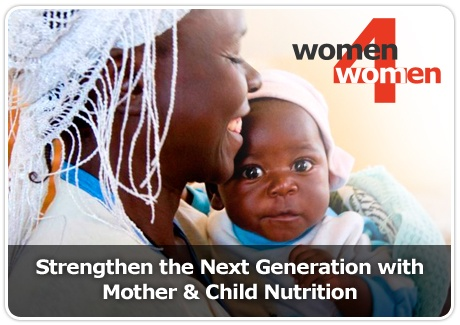 Empower women with the right nutrition at a critical time