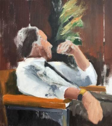 "Saatchi Art Artist Flavia Lugigan; Painting, ""Illusion of the self no2"" #art"