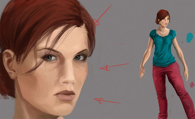 Concept Art by Dhruva Interactive, a top game development and art design company in India