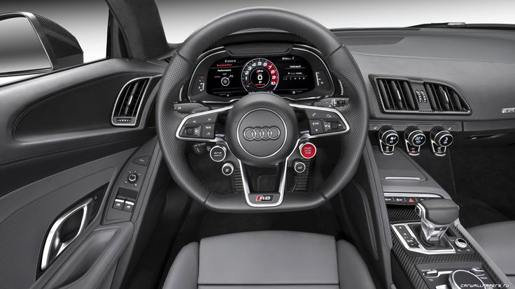 Audi R8 V10 plus - 2015