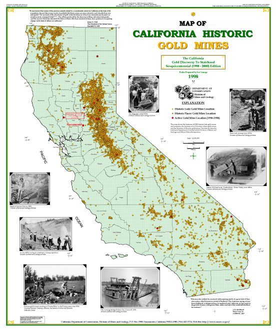 California gold rush essay