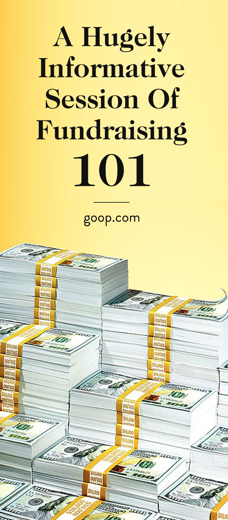 Fundraising 101: An Incredible Real Talk Guide To Fundraising,  Entrepreneurship, And Getting