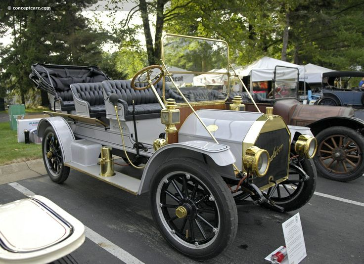 The Ann Arbor 'Convertible Touring', produced by the Huron
