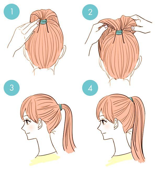 10 Penteados Basicos Para Deixar O Cabelo Ainda Mais Bonito