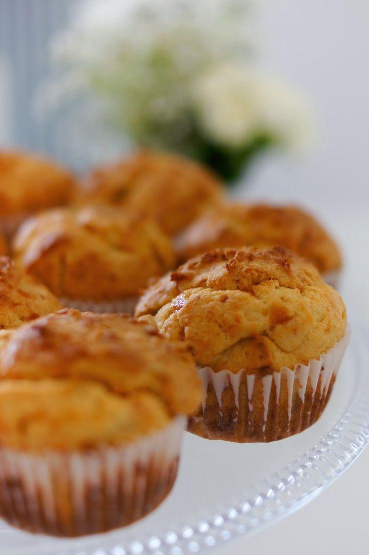 I muffin tonno e rosmarino