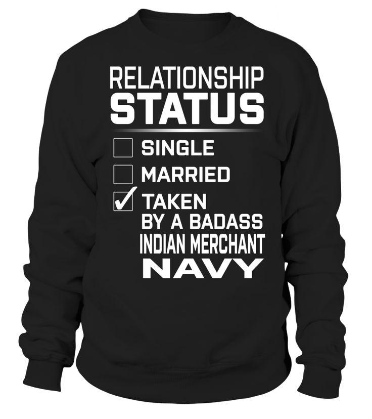 Indian Merchant Navy - Relationship Status