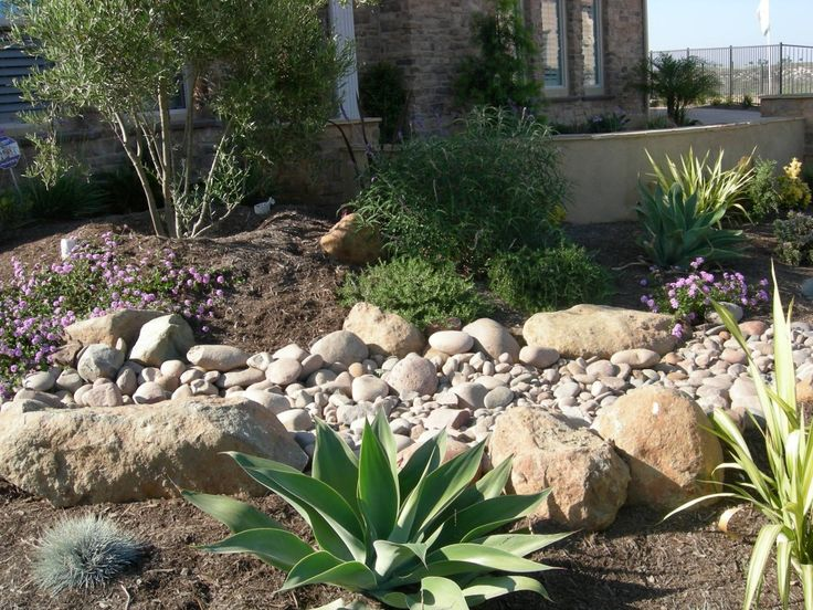 17 best images about rockscape ideas on pinterest zero for Hillside rock garden designs