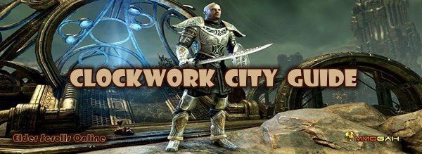 Elder Scrolls Online Adventure Guide of the Clockwork City