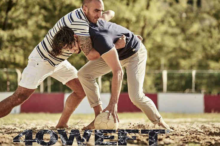 It's still Summer with #40weft #abbigliamentouomo #summer2017 #casual #sport