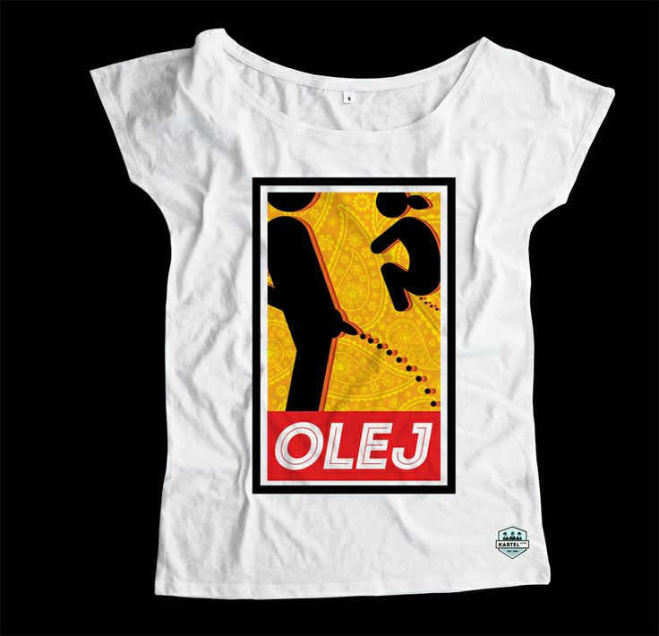 Oley oversize t-shirt specially for girls!  Check all SS'14 collection - www.kartelclth.pl  #obey #tee #tshirt #womanfashion #olej #womenfashion #shirt #oversize #ss2014