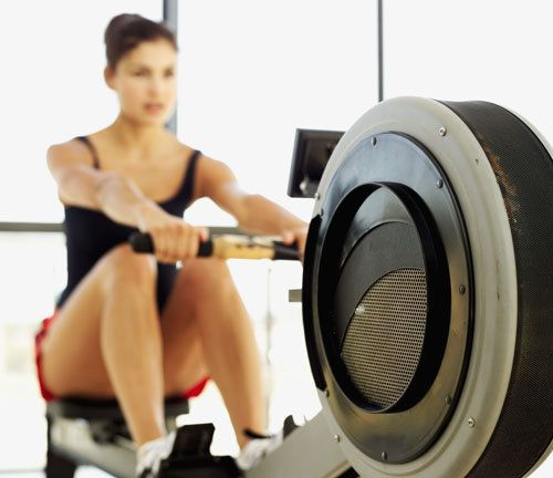 Quick Cardio Workouts: Rowing Machine and Treadmill Incline   POPSUGAR Fitness