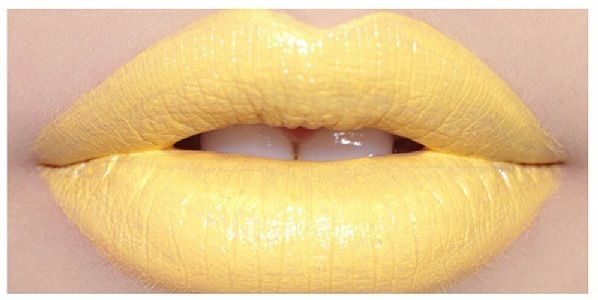 50 best For YELLOW LIPS & NAILS Only! images on Pinterest